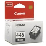 Картридж струйный CANON (PG-445) PIXMA MG2440/PIXMA MG2540, черный, оригинальный, ресурс180 стр., 8283B001