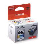 Картридж струйный CANON (CL-446XL) PIXMA MG2440/PIXMA MG2540, цветной, оригинальный, ресурс 300 стр., увеличенная емкость, 8284B001