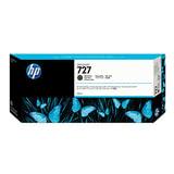 Картридж струйный для плоттера HP (C1Q12A) Designjet T920/1500, №727, черный матовый, 300 мл, оригинальный