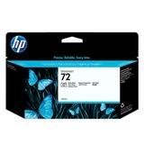 Картридж струйный для плоттера HP (C9370A) Designjet T610/795/1100 и др., №72, черный фото, 130 мл, оригинальный