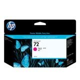Картридж струйный для плоттера HP (C9372A) Designjet T610/795/1100 и др., №72, пурпурный, 130 мл, оригинальный