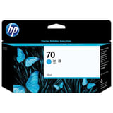 Картридж струйный HP (C9452A) DesignJet Z2100/Z5200/Z5400, №70, голубой, оригинальный