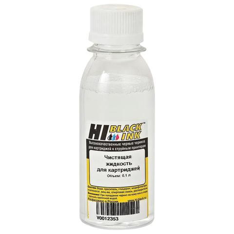 Чистящая жидкость HI-BLACK для струйных картриджей, универсальная, 0,1 л, 150706002U