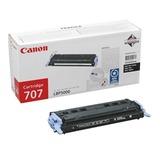 Картридж лазерный CANON (707BK) LBP5000/5100, черный, оригинальный, ресурс 2500 стр., 9424A004