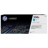 Картридж лазерный HP (CF361X) LaserJet Pro M552dn/M553dn/M553n/M553x, голубой, оригинальный, ресурс 9500 стр.