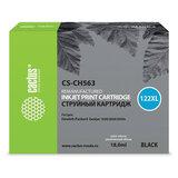 Картридж струйный CACTUS (CS-CH563) для HP Deskjet 1050/2050/2050S, черный