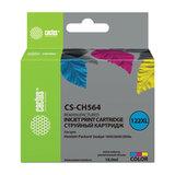 Картридж струйный CACTUS (CS-CH564) для HP Deskjet 1050/2050/2050S, цветной