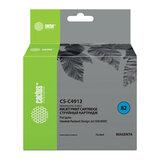 Картридж струйный CACTUS (CS-C4912) для плоттеров HP DesignJet 500/510/800, пурпурный