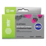 Картридж струйный CACTUS (CS-EPT0923) для EPSON Stylus C91/CX4300/T26/T27/TX106, пурпурный