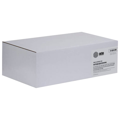 Картридж лазерный HP (Q2612AF) LaserJet 1018/М1005, черный, комплект 2 шт., ресурс 2х2000 стр., CACTUS совместимый, CS-Q2612AD
