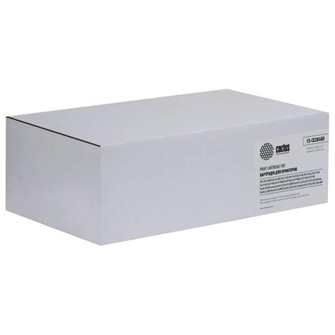 Картридж лазерный HP(CE285AF) LaserJet P1102 и другие, №85А, комплект 2 шт., ресурс 2х1600 стр., CACTUS совместимый, CS-CE285AD