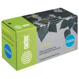 Картридж лазерный HP (CE262A) Color Laser Jet CP4025/4525, желтый, ресурс 11000 стр., CACTUS совместимый, CS-CE262A