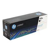 Картридж лазерный HP (CF410A) LaserJet Pro M477fdn/M477fdw/477fnw/M452dn/M452nw, черный, оригинальный, 2300 страниц