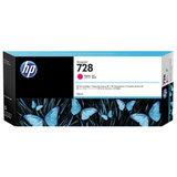Картридж струйный для плоттера HP (F9K16A) Designjet T830/T730, №728, пурпурный, 300 мл, оригинальный