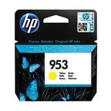 Картридж струйный HP (F6U14AE) Officejet Pro 8710/8210, №953, желтый, ресурс 700 стр., оригинальный