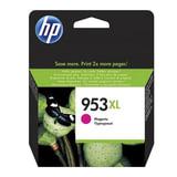Картридж струйный HP (F6U17AE) Officejet Pro 8710/8210, №953XL пурпурный увеличенный ресурс 1600 стр., оригинальный