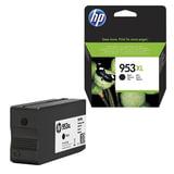 Картридж струйный HP (L0S70AE) Officejet Pro 8710/8210, №953XL, черный, увеличенный ресурс, оригинальный
