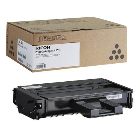 Картридж лазерный RICOH (SP201E) SP 220Nw/SP 220SNw/SP 220SFNw, ресурс 1000 стр., оригинальный, 407999