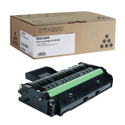 Картридж лазерный RICOH (SP201HE) SP 211SU/SP 213SFNw, увеличенный ресурс 2600 стр., оригинальный, 407254