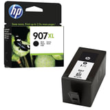 Картридж струйный HP (T6M19AE) OfficeJet 6960/6970, №907XL, черный, увеличенный ресурс 1500 стр., оригинальный