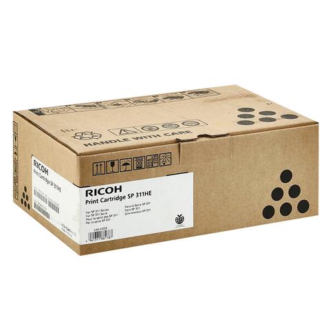 Картридж лазерный RICOH (SP 311UHE) SP 311/SP325, черный, оригинальный, увеличенный ресурс 6400 стр., 821242