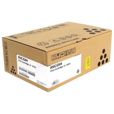 Картридж лазерный RICOH (SP 400LE) SP400DN/450DN, черный, ресурс 2500 страниц, оригинальный, 408062