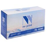 Тонер-картридж NV PRINT (NV-TK-5230C) для KYOCERA ECOSYS P5021cdn/M5521cdn, голубой, ресурс 2200 стр.