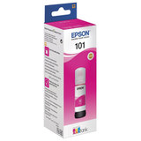 Чернила EPSON (T03V34), для СНПЧ, L4150/ L4160/ L6160/ L6170/ L6190, пурпурные, 70 мл, оригинальные, C13T03V34A