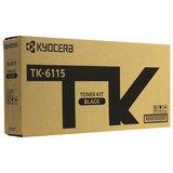 Тонер-картридж KYOCERA (TK-6115) M4125idn/M4132idn, ресурс 15000 стр., оригинальный, 1T02P10NL0
