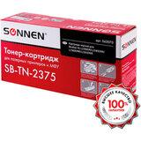 Картридж лазерный SONNEN SB-TN2375 для BROTHER HL-L2300DR/2340DWR/DCP-L2500, ресурс 2600 страниц, 363070