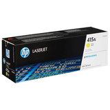 Картридж лазерный HP (W2032A) для HP Color LaserJet M454dn/M479dw и др, желтый, ресурс 2100 страниц, оригинальный