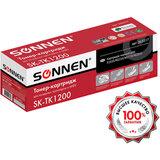 Тонер-картридж SONNEN (SK-TK1200) для KYOCERA ECOSYS P2335/M2235dn/M2735dn/M2835dw, ресурс 3000 страниц, 363317