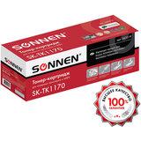 Тонер-картридж SONNEN (SK-TK1170) для KYOCERA Ecosys M2040DN/M2540DN/M2640IDW, ресурс 7200 страниц, 363319