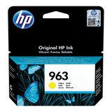 Картридж струйный HP (3JA25AE) для HP OfficeJet Pro 9010/9013/9020/9023, №963 желтый, ресурс 700 страниц