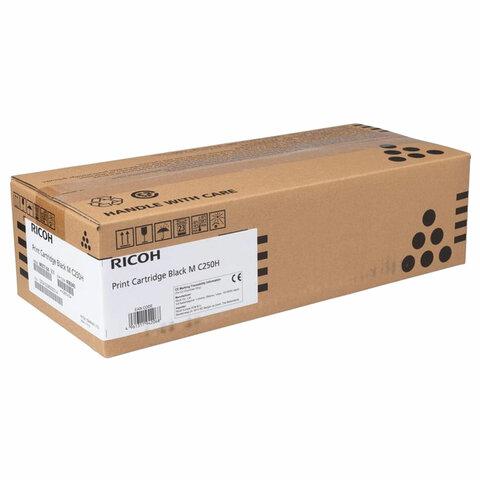 Картридж лазерный RICOH (M C250H) для P300W/MC250FWB, черный, оригинальный, ресурс 6900 страниц, 408340