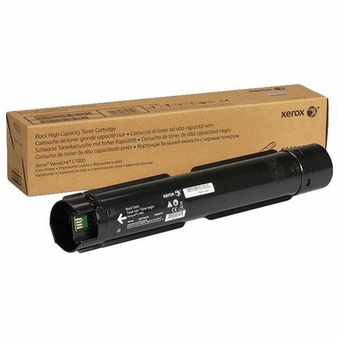 Картридж лазерный XEROX (106R03769) VersaLink C7000, черный, оригинальный, ресурс 5300 страниц