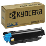 Тонер-картридж KYOCERA (TK-5270C) M6230cidn/M6630cidn/P6230cdn, голубой, оригинальный, ресурс 6000 страниц, 1T02TVCNL0