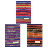 """Тетрадь 96 листов, А4, АЛЬТ, клетка, гибридный лак, """"Модный свитер"""", 7-96-518"""