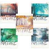 """Тетрадь 48 листов, АЛЬТ, клетка, сплошной лак, """"Природа. Настроение"""", 7-48-006"""