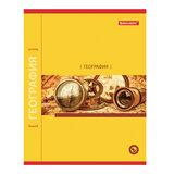 Тетрадь предметная NAVIGATOR 48 листов, выборочный лак, ГЕОГРАФИЯ, клетка, подсказ, BRAUBERG, 403541