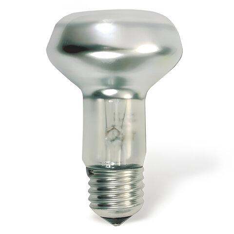 """Лампа накаливания OSRAM Concentra Spot R63 E27, 60Вт, """"зеркальная"""", колба d=63мм, цоколь d=27мм"""
