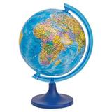 """Глобус политический DMB, диаметр 220 мм (изготовлено по лицензии ФГУП ПКО """"Картография""""), 451157"""