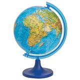 """Глобус физический DMB, диаметр 220 мм (изготовлено по лицензии ФГУП ПКО """"Картография""""), 451158"""