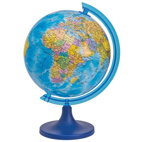 Глобус политический DMB, диаметр 250 мм (изготовлено по лицензии ФГУП ПКО