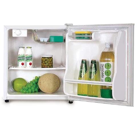 Холодильник DAEWOO FR-051A / FR-051AR, общий объем 59 л, без морозильной камеры, 44x45x51см, белый, FR-051A/AR