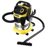Пылесос KARCHER WD 5 Premium, с пылесборником, мощность 1100 Вт, выдув, контейнер из нержавеющей стали, 1.348-230.0
