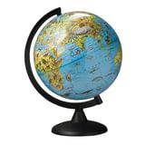 Глобус зоогеографический, диаметр 250 мм (Россия), 10369