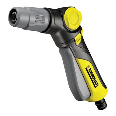 Пистолет для полива KARCHER (КЕРХЕР) Plus, регулировка формы струи и напора, пластик, 2.645-268.0