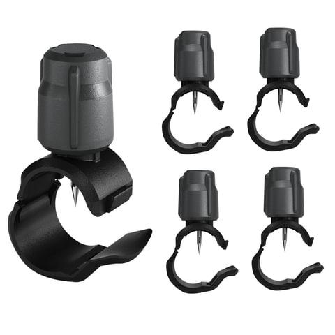 Комплект капельниц для полива KARCHER (КЕРХЕР), регулировка расхода воды, пластик, 5 шт., 2.645-234.0