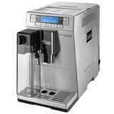 Кофемашина DELONGHI ETAM 36.364.M, 1450 Вт, объем 1,4 л, емкость для зерен 150 г, автоматический капучинатор, серебристая, ETAM36.364.M